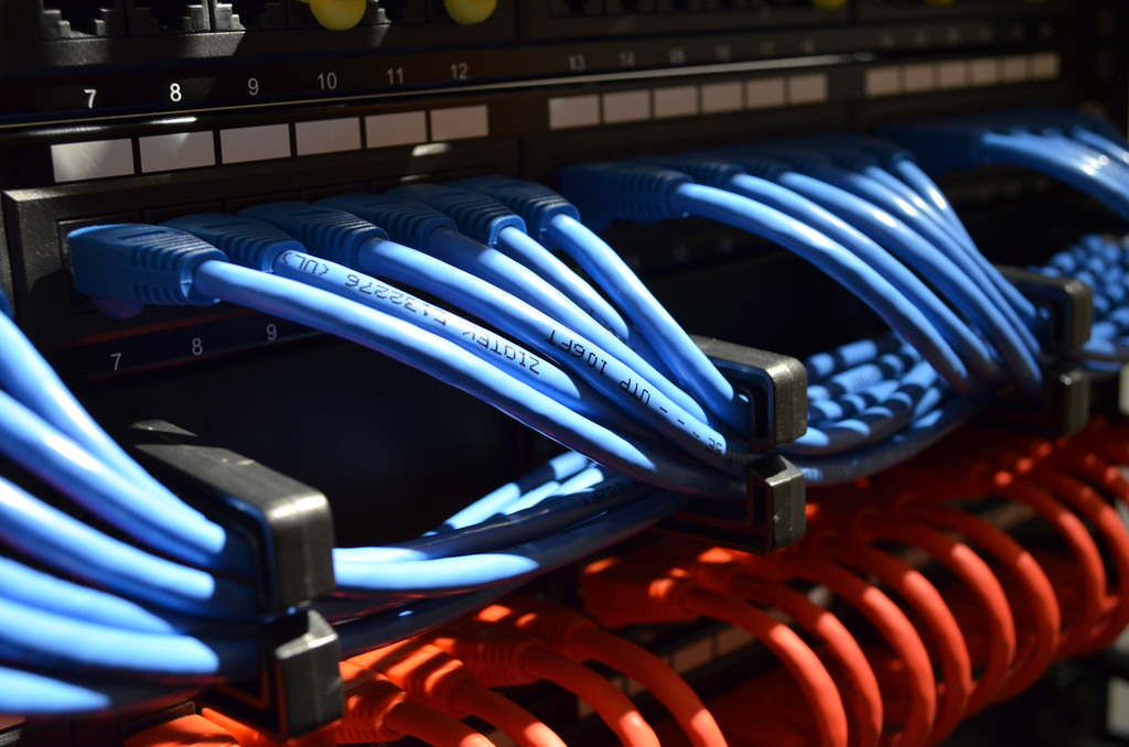 Naples Computers, Inc. - Network Wiring